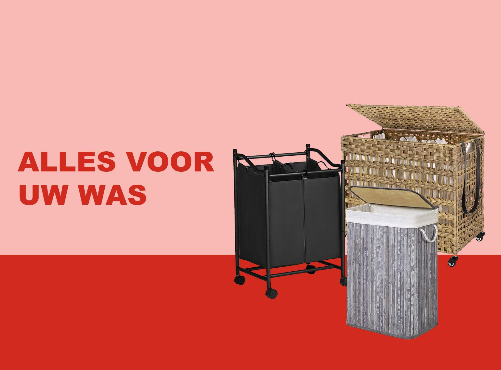 Songmics Wasmanden | HoppaShop.nl