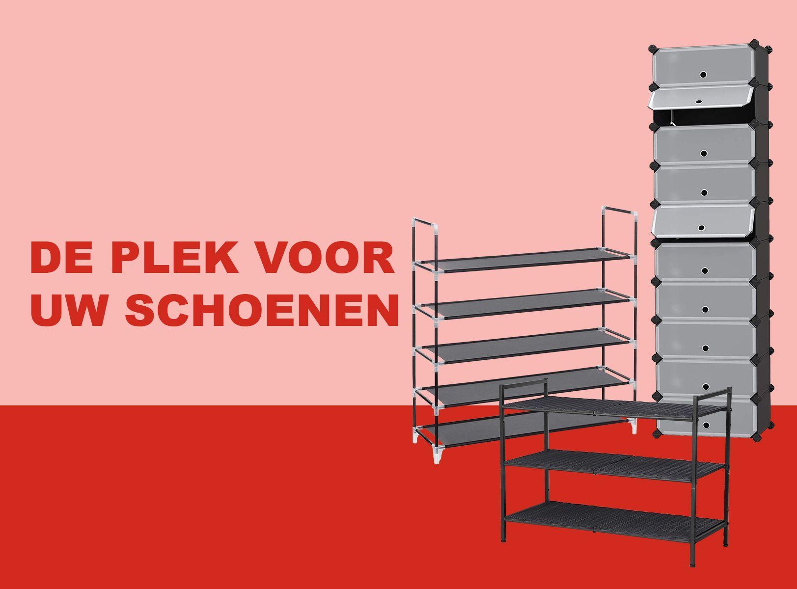 Songmics Schoenenrekken | HoppaShop.nl