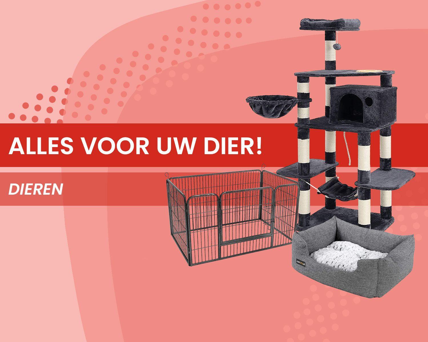 Dieren | HoppaShop.nl